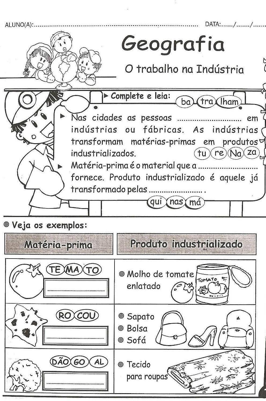 Atividades De Geografia Para Imprimir Brasil Ptaxdyndnsorg Picture